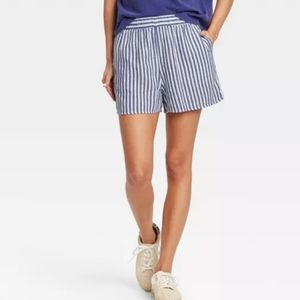 Universal Thread High Rise Pull-On Shorts